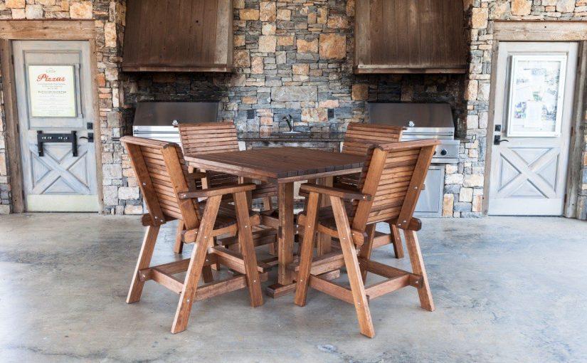 Dallas Patio Furniture Shopping Tips