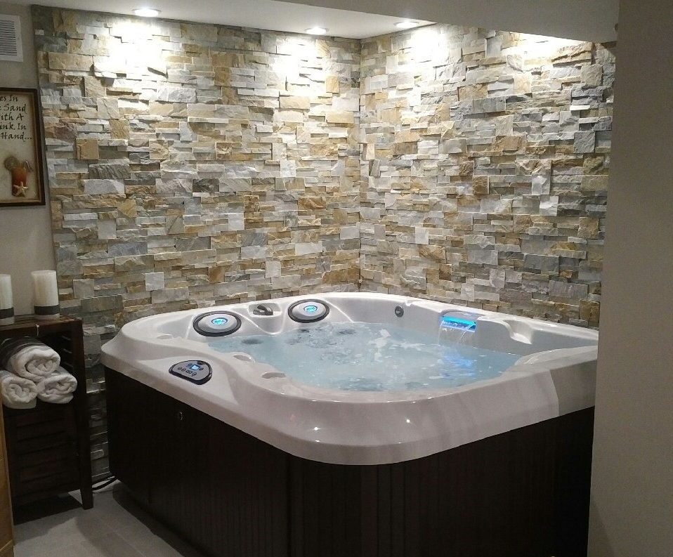 Jacuzzi Design Indoor Enredada