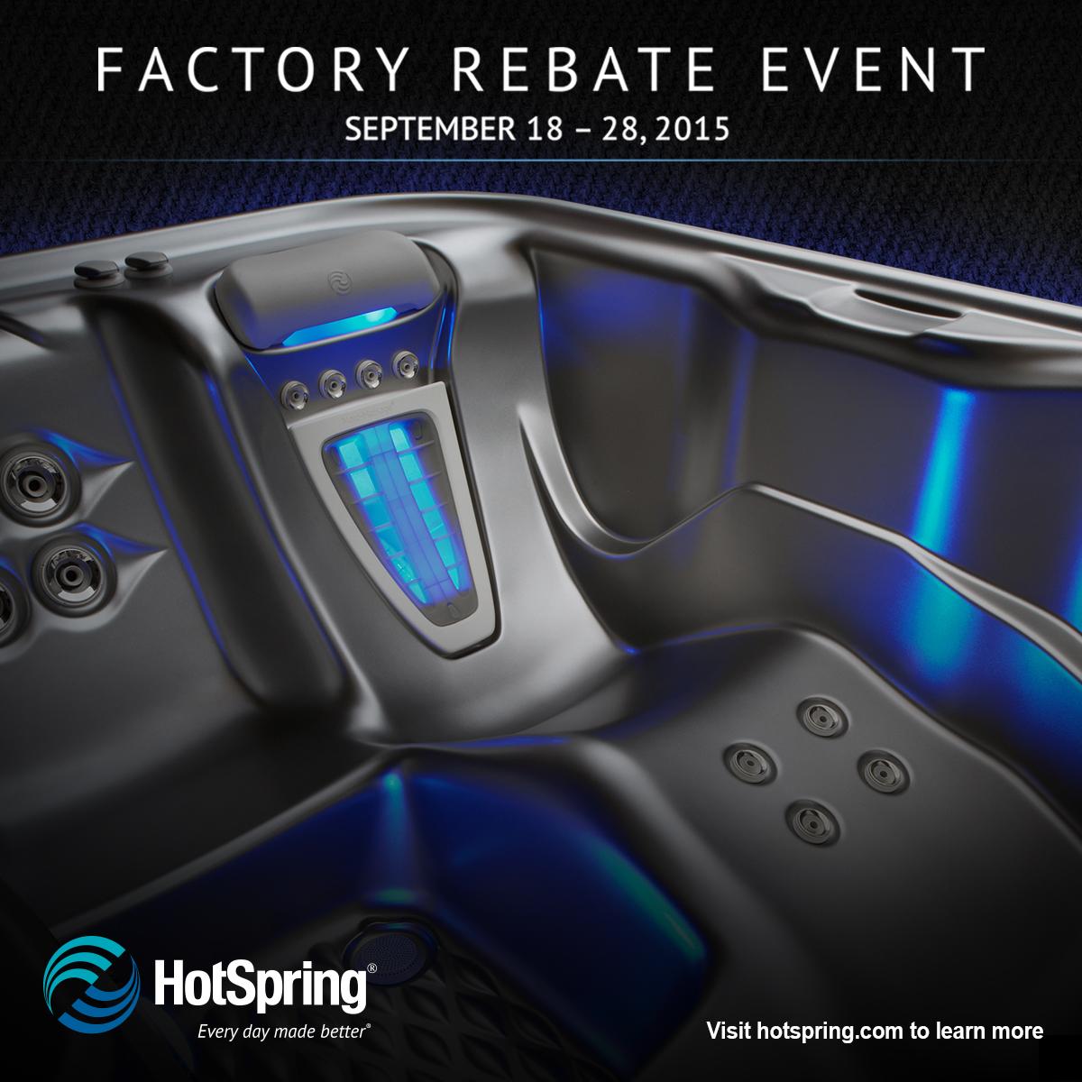 Factory Rebate Event - Facebook Shareables - 1200x1200