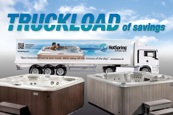 truckload of savings